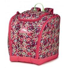 High Sierra Junior Trapezoid Boot Bag, Prizm Fuchsia Lime
