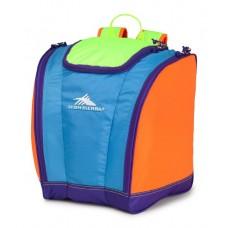 High Sierra Junior Trapezoid Boot Bag, Neon Colorblock