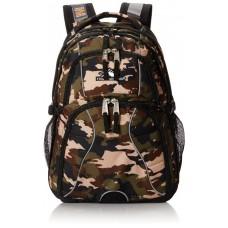 High Sierra Swerve Backpack, Whamo Camo/Black