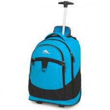 High Sierra Chaser Wheeled Backpack Pool/Black