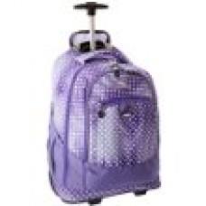 High Sierra Chaser Wheeled Backpack Sprinkle Dots/Lavender …