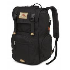 High Sierra Emmett Backpack, Black