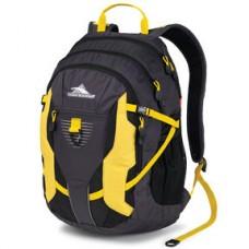 HIGH SIERRA AGGRO BACKPACK-Mercury/Black/Yellow
