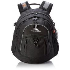 High Sierra Fat Boy Backpack Black