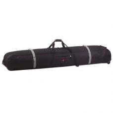 Athalon Padded Multi Use Wheeling Ski/Snowboard Bag (Black, 185cm)