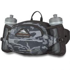 High Sierra Tokopah Backpack, Camo/Black, 3 L + 2