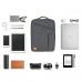 17.3 Inch Laptop Convertible Backpack - WIWU Multi Functional Travel Rucksack Water Resistant Knapsack Work School College Backpacks for men and women, Business Backpack fit 15.6 17.3 laptops