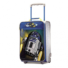 American Tourister Disney 18 Inch Upright Soft Side, Star Wars/Multi, One Size